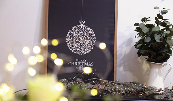 Elegant Christmas – Free Poster Download