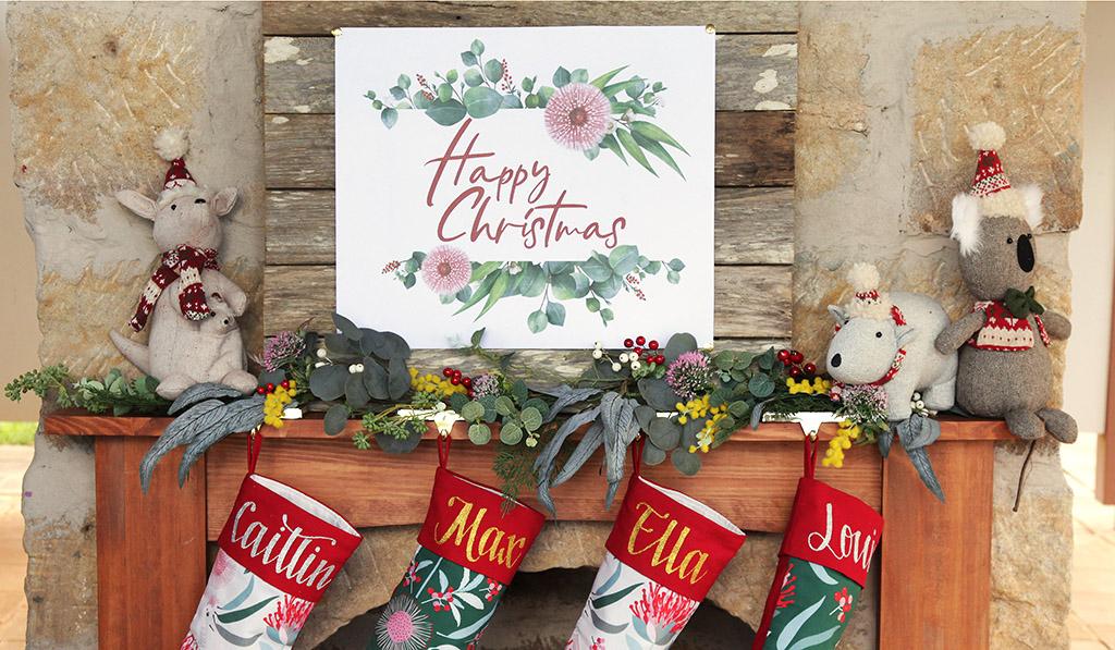 Bush Christmas – Free Poster Download