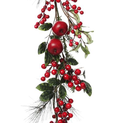 Berry and Apple Garland
