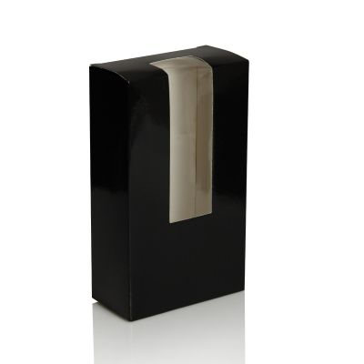 Black Window Gift Box Large