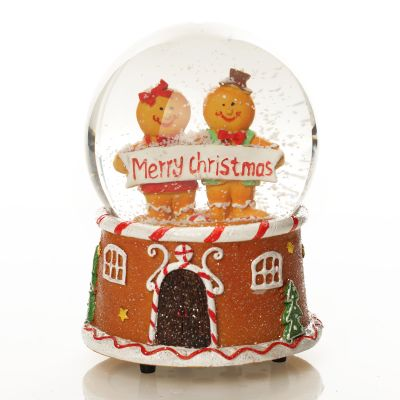 Gingerbread Snowglobe whole product