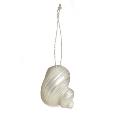 Hanging Silvermouth Shell Tree Decoration