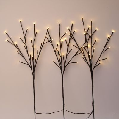 Brown LED Branch Seed Light