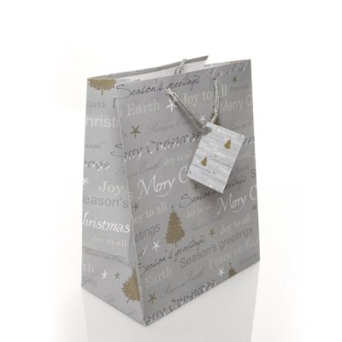 Medium Merry Christmas Gift Bag
