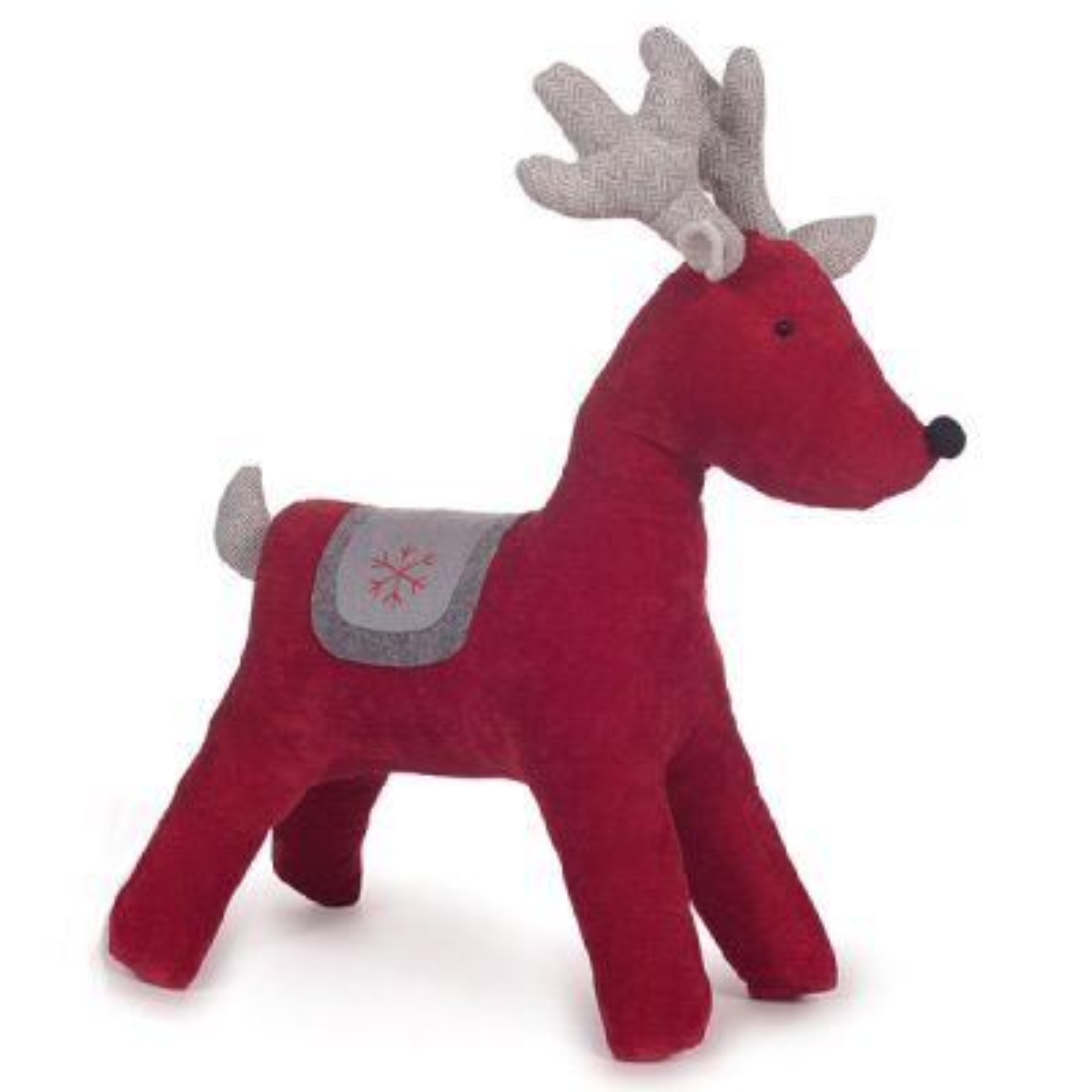 Large Nordic Reindeer RED