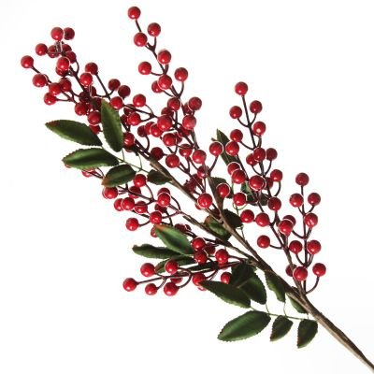 Red Berry Christmas Spray