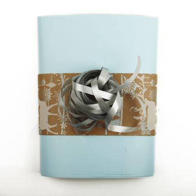 Blue Reindeer Gift Wrapping Pack