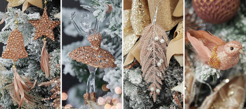 Farm Fresh Christmas Tree Decorations