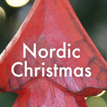 Nordic Christmas Decorating Inspiration
