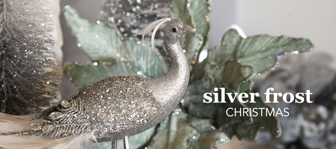 Silver Frost Christmas