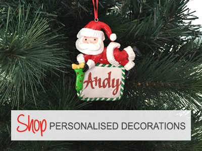 Shop Christmas Tree Decorations
