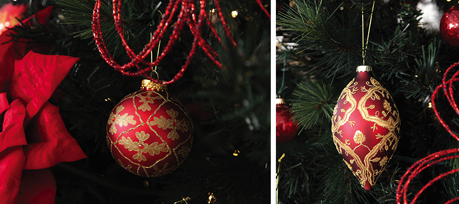 christmas royale tree decorations