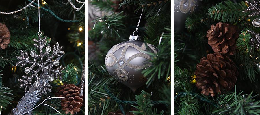 naturally elegant christmas tree decoration