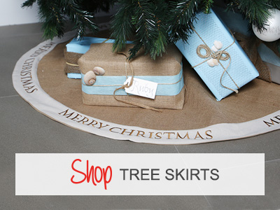 Shop Christmas Tree Skirts