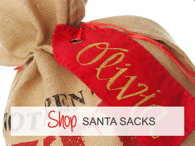 Shop Santa Sacks