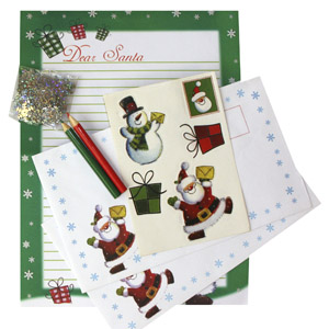 Letter to Santa Craft Kit