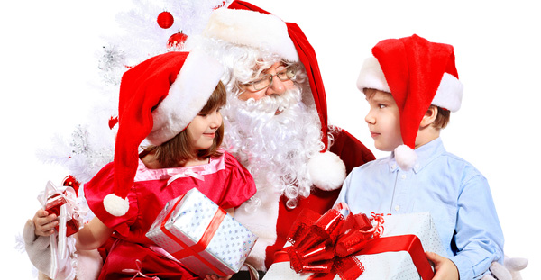 Santa Gifts for Children