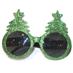 Santa Novelty Sunglasses